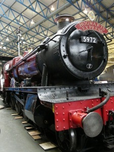 Hogwarts Express ligará Londres a Hogsmeade