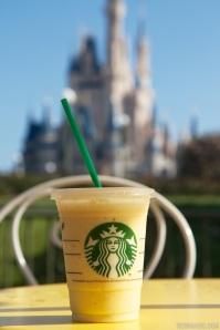 Produtos Starbucks podem ser encontrados no Magic Kingdom Foto: wdwmagic