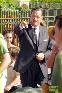 Tom Hanks é Walt Disney na telona