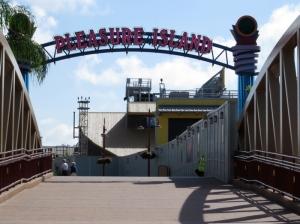 Obras começam em Pleasure Island Foto: Mouse Steps