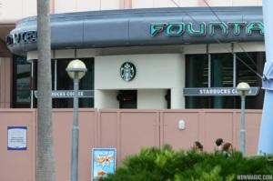 Starbucks chega ao Epcot Foto: WDWMAGIC