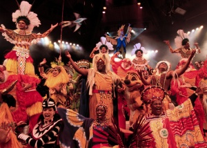 Festival of the Lion King Foto: Disney Parks Blog