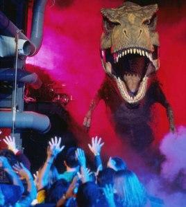 Jurassic Park River Adventure Foto: Universal Orlando