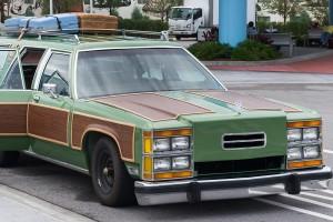 Automóvel foi personalizado para a família Griswold Foto: Disney Parks Blog