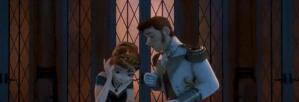 Em sua defesa, ela não sabia que ele era um vilão na época. Disney / Via youtube.com