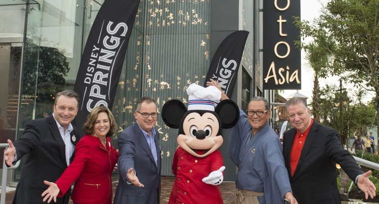 Image result for morimoto asia disney springs mickey