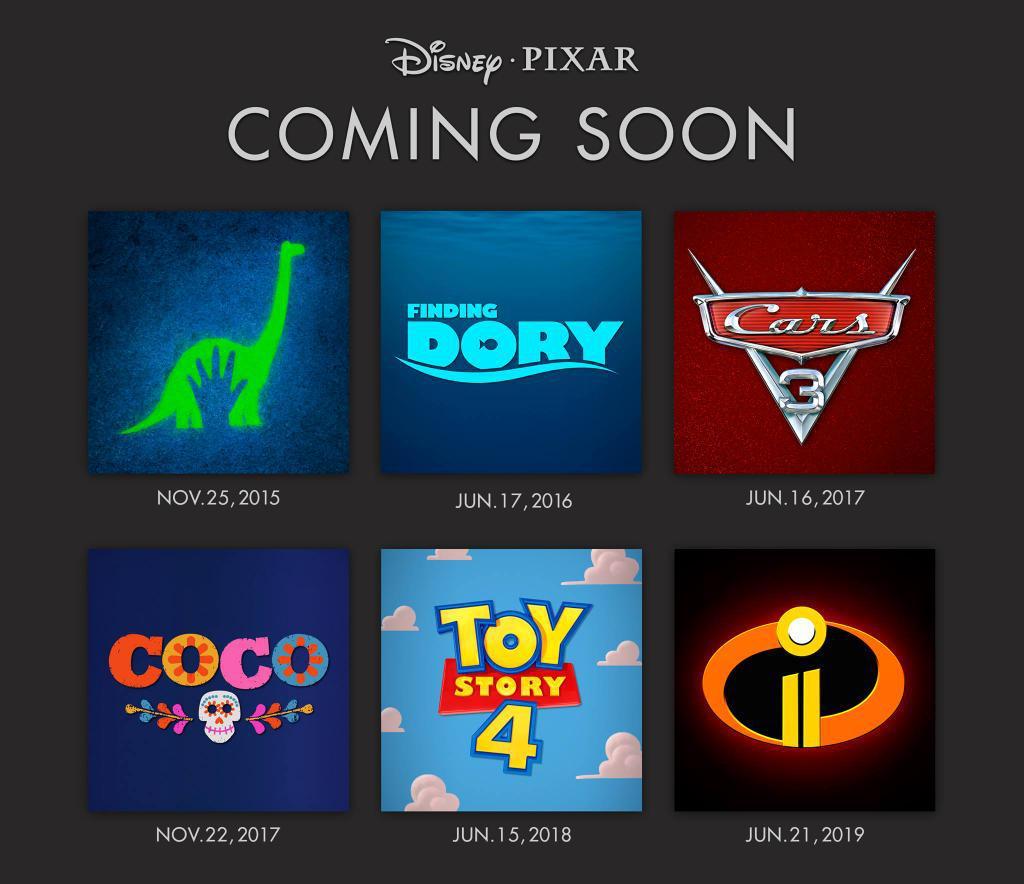 Pixar Adia Toy Story 4 E Antecipa Carros 3 Orlandobservador