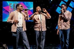 "Boyz II Men (""End of the Road"") will perform Nov. 2-4, 2015 at America Gardens Theatre at 5:30, 6:45 and 8 p.m. during the 20th Epcot International Food & Wine Festival ""Eat to the Beat"" concert series. Performances are included with Epcot admission."