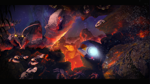 Kraken Lava Field