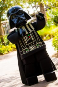 WINTER HAVEN, Fla. (Feb. 21, 2015) -- The Force grew stronger at LEGOLAND® Florida Resort on the first day of the new LEGO® Club Weekend featuring LEGO® Star Wars™ Miniland Model Display. The event, which continues tomorrow, attracted fans of all ages dressed as their favorite LEGO® Star Wars™ characters, and the best of the bunch were awarded LEGO® Star Wars™ prizes. (Photo by Chip Litherland for LEGOLAND Florida Resort/Merlin Entertainments Group)