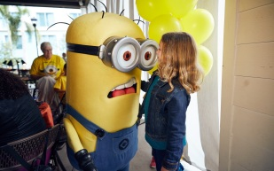 Publicity, Character Breakfast, Minions, Meet and Greet, Loews Sapphire Falls Resort at Universal Orlando, LSFR, SFR, Project 664, Resort, RES, Hotels, Accommodations, Preferred, Universal Orlando Resort, UOR, UO