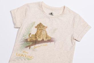 camiseta-rei-leão-simba